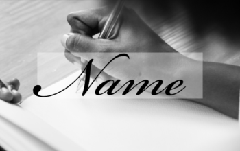 Learning our Name Through Worship