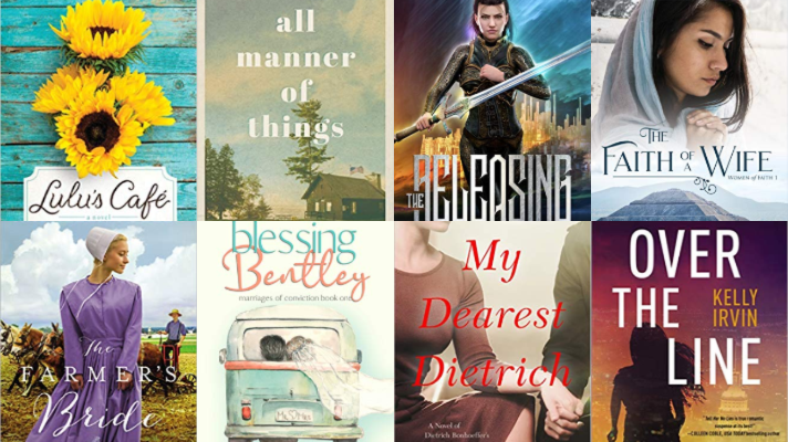 20 New Christian Fiction Reads for June