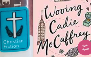 Book Review: Wooing Cadie McCaffrey