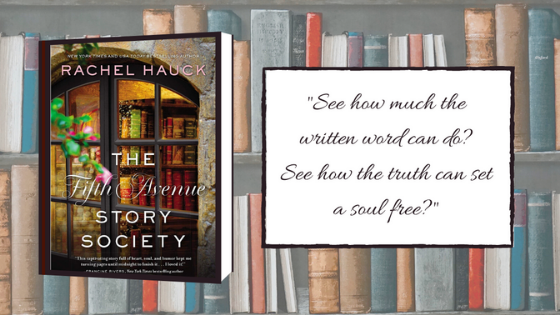 Book Review: The Fifth Avenue Story Society