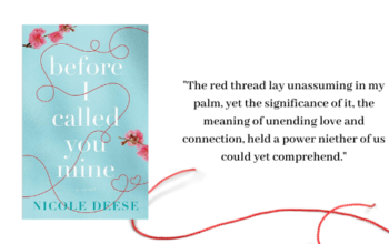 Book Review: Before I Called You Mine